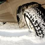 pneumatici invernali su neve