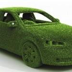 Auto verde Alimentazione alternativa